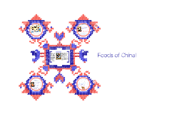 Foods of China!