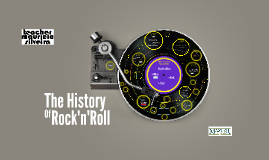 The History Of Rock'n'Roll