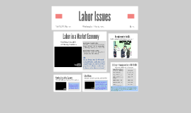 Week 14: Labor Issues