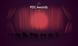 PDC Awards