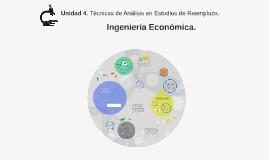 Copy of Copy of Copy of Unidad 4. Técnicas de Análisis en Estudios de Reemplazo