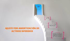 Copy of AJUSTE POR AMORTIZACIÓN DE ACTIVOS FIJOS