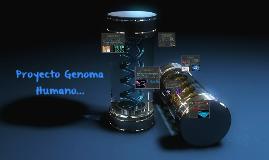 Proyecto Genoma Homano