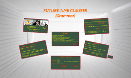 FUTURE TIME CLAUSES (I06)