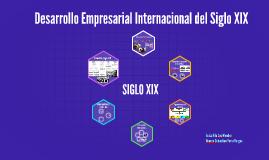 Copy of Desarrollo Empresarial Internacional