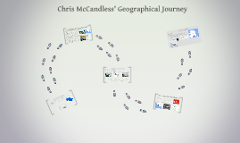 Copy of Chris McCandless' Geographical Journey