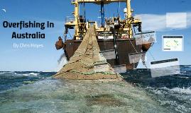 Overfishing In Australia