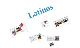Copy of Latino Myths