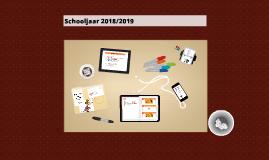 Schooljaar 2017/2018