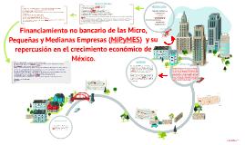 Financiamiento no bancario de las Micro, Pequeñas y Medianas