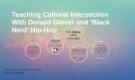 Teaching Cultural Intersection With Black Nerd Hip-Hop