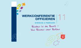 Werkconferentie Officieren 2011