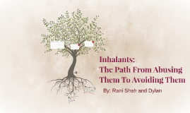 Inhalants: