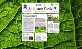 Revista Ambiente Verde por Karim Saleh