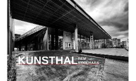 Copy of KUNSTHAL