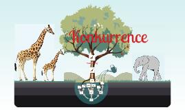 Giraffens evolution
