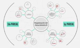Organización del Conocimiento II