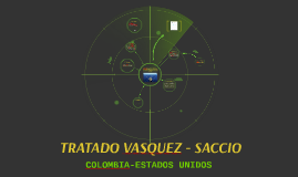 TRATADO COLOMBIA-ESTADOS UNIDOS