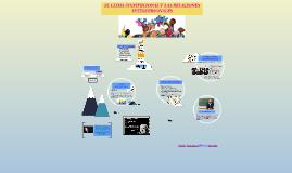 CLIMA INSTITUCIONAL Y RELACIONES INTERPERSONALES