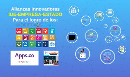 Alianzas Innovadoras ODS: