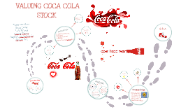 Copy of Valuing Coca cola stock