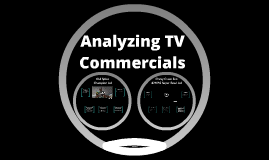 Analyzing TV Commercials