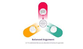 Copy of Balanced Argument