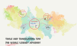 Tools and Translation: Tips for Whole Library Advisory