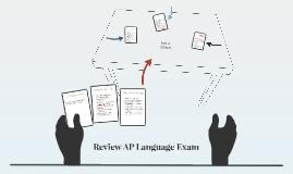 Review AP Language Exam