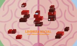 LIMPIEZA SOCIAL