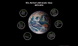 6th Grade Presentation