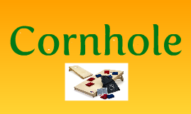 Copy of Cornhole