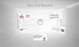 Stem Cell CAP Project