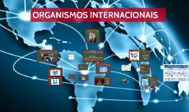 organismos internacionais