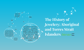 The History of Jewelery: Aboriginal and Torres Strait Island