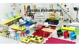 IKEA - Processo de gestão estratégica