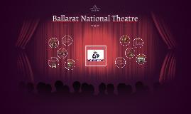 Ballarat National Theatre