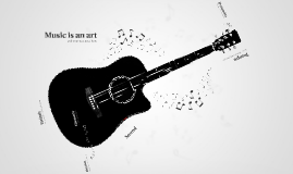 Music is an art