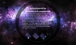 Aplicaciones de Conjuntos en la Computación