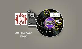 """CLUB.   """"Radio Escolar"""""""