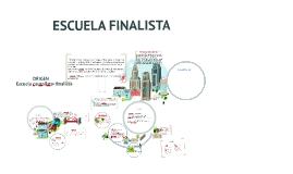 Copy of ESCUELA FINALISTA
