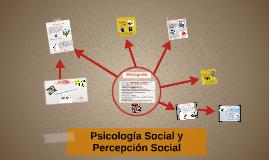 Psicologia Social y Percepcion Social