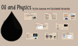Oil and Physics