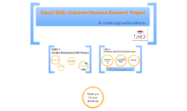 Copy of Social Skills Outcome Tool