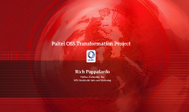 Paltel OSS Transformation Project