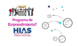 Programa de Emprendimiento Para Grupo de la red