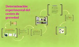 Copy of Determinación experimental del centro de gravedad