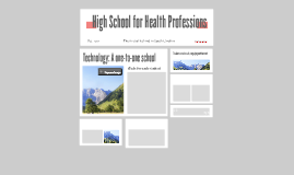 High School for Health Professions