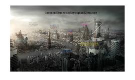 Common elements of dystopian literature