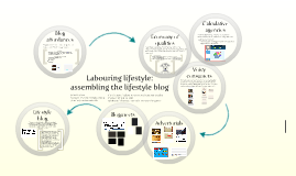 Labouring lifestyle: assembling the lifestyle blog
